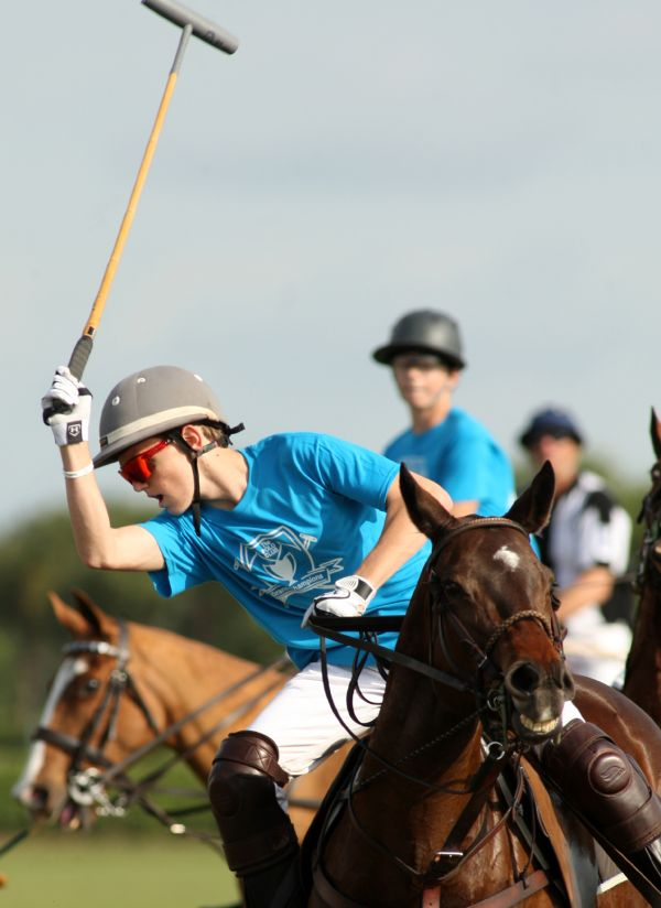 Grand Champions Host Buzz Welker Polo Tournament