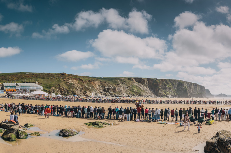 Watergate Bay Polo