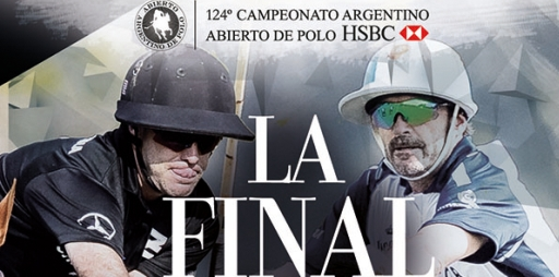 124 ° Argentine POLO OPEN - FINAL  LA DOLFINA AND ELLERSTINA WILL DEFINE SATURDAY 2/12 THE MOST IMPORTANT TOURNAMENT OF THE WORLD