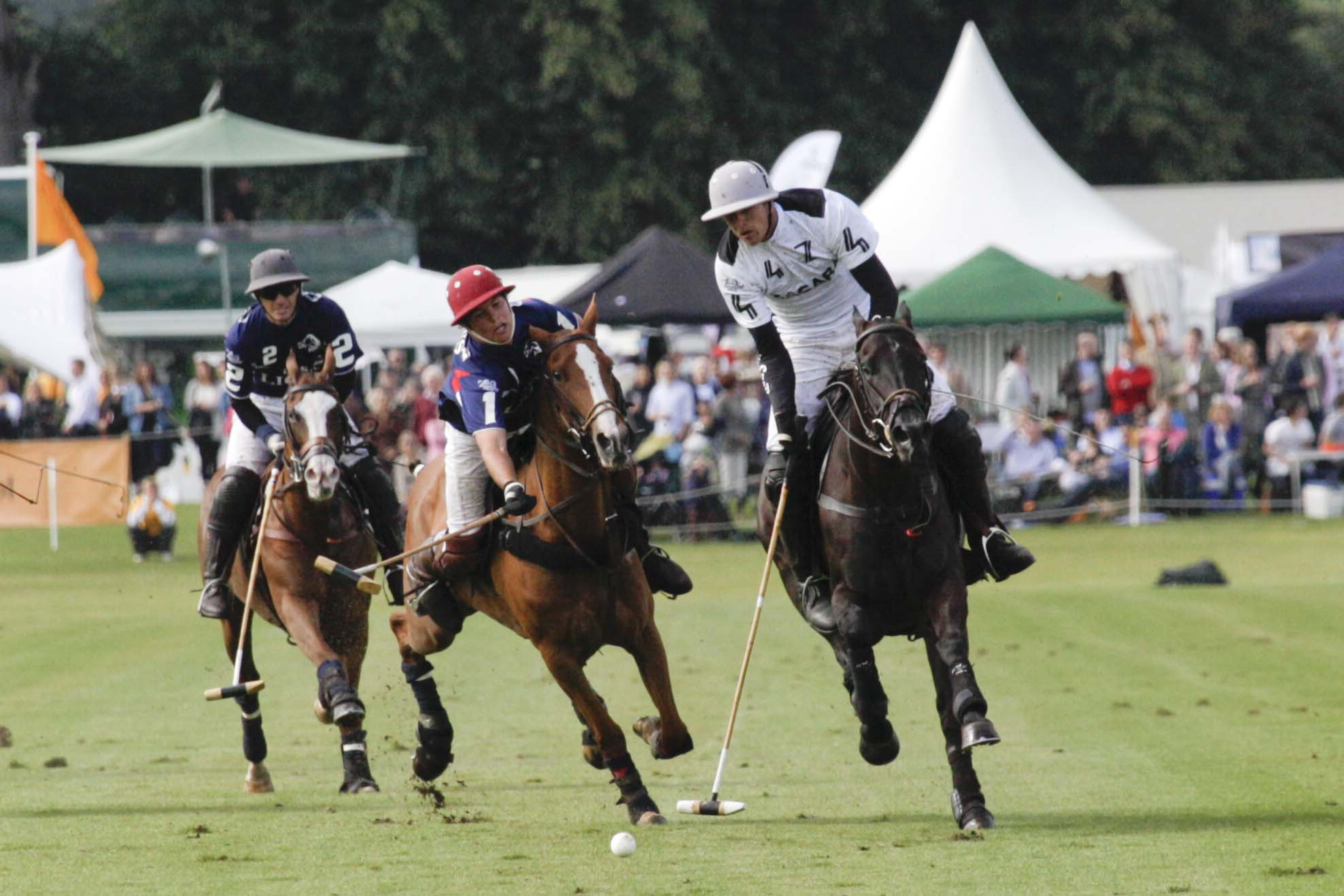 FINAL BRITISH OPEN POLO CHAMPIONSHIP 2011