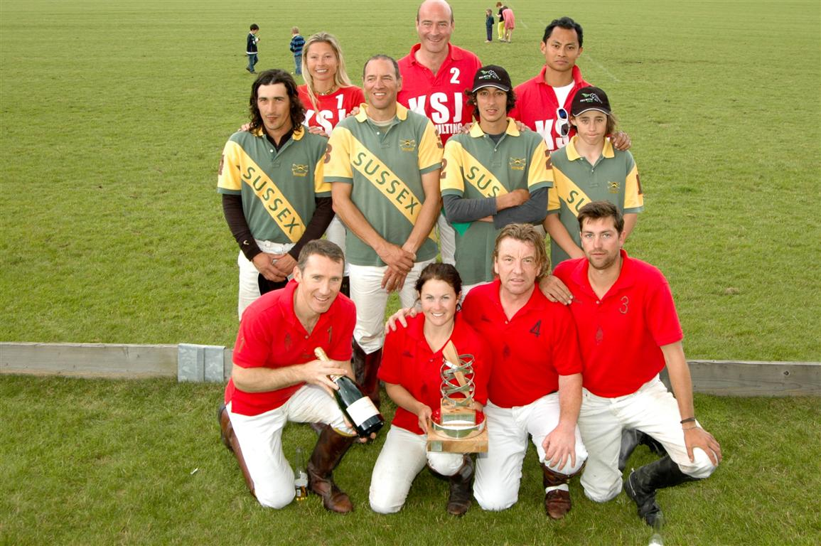Square Peg Polo Challenge in memory of Lt. Col Rupert Thorneloe and in aid of the Welsh Guards Afghanistan Appeal.