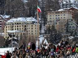 Teams of the Snow Polo World Cup St. Moritz 2017