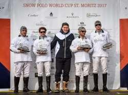 Maserati Start of Polo World Tour at Snow Polo