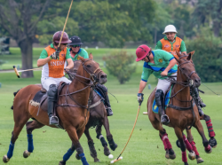 Oak Brook Polo Club Defeats India  to Win Butler Challenge Cup