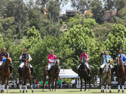 Argentina vs USA  12 – 9 ½ World Polo Championships