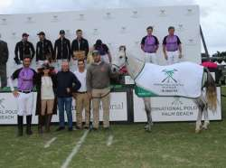 Travieso Jumps to Early Lead and Bests Pilot in First Round of Joe Barry Memorial Cup at IPC