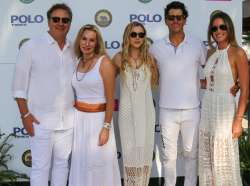 Over $120,000 Raised for Working Equines During Inaugural Nic Roldan's Sunset Polo & White Party, Benefitting Brooke USA