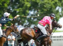 Alegria Wins On Day Four Of Triple Crown Of Polo; Doubleheader On Thursday