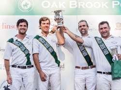 MORGAN CREEK DEFEATS OAK BROOK POLO FOR THE CHICAGO POLO CUP