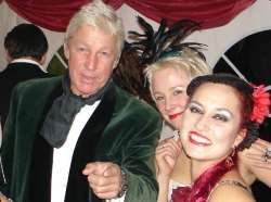 Philip Rhodes Polo Player Playboy Passes