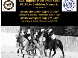 [BHPC] Sign-Up for the 2018 Les Baddeley Memorial Arena Tournaments!